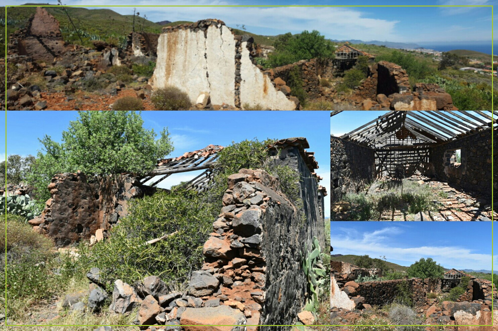 Ruinas de la casa del corsario Amaro Pargo-OK