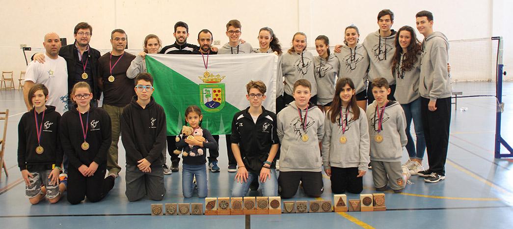 noticia-Badminton-El-Rosario31-01-2017-1