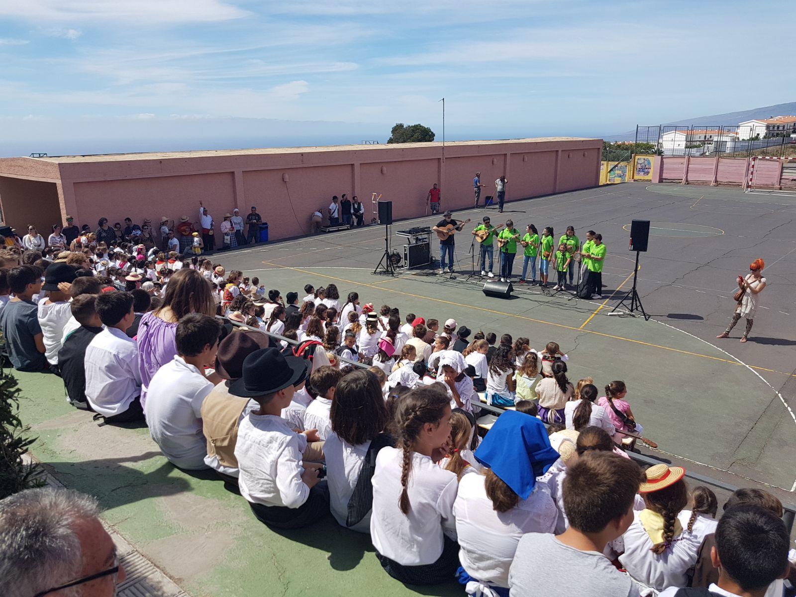 Semana Cultural Colegio El Rosario (2)
