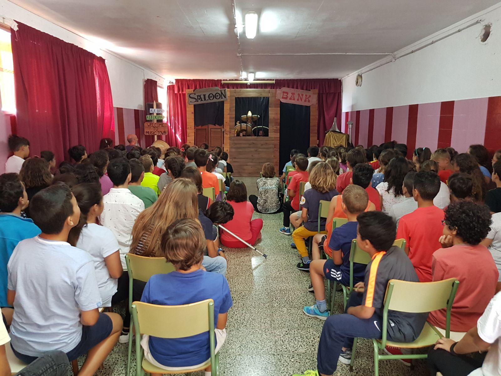 Semana Cultural Colegio El Rosario (3)