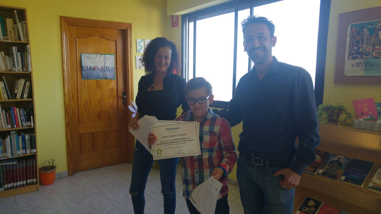 Tercer Premio Infantil