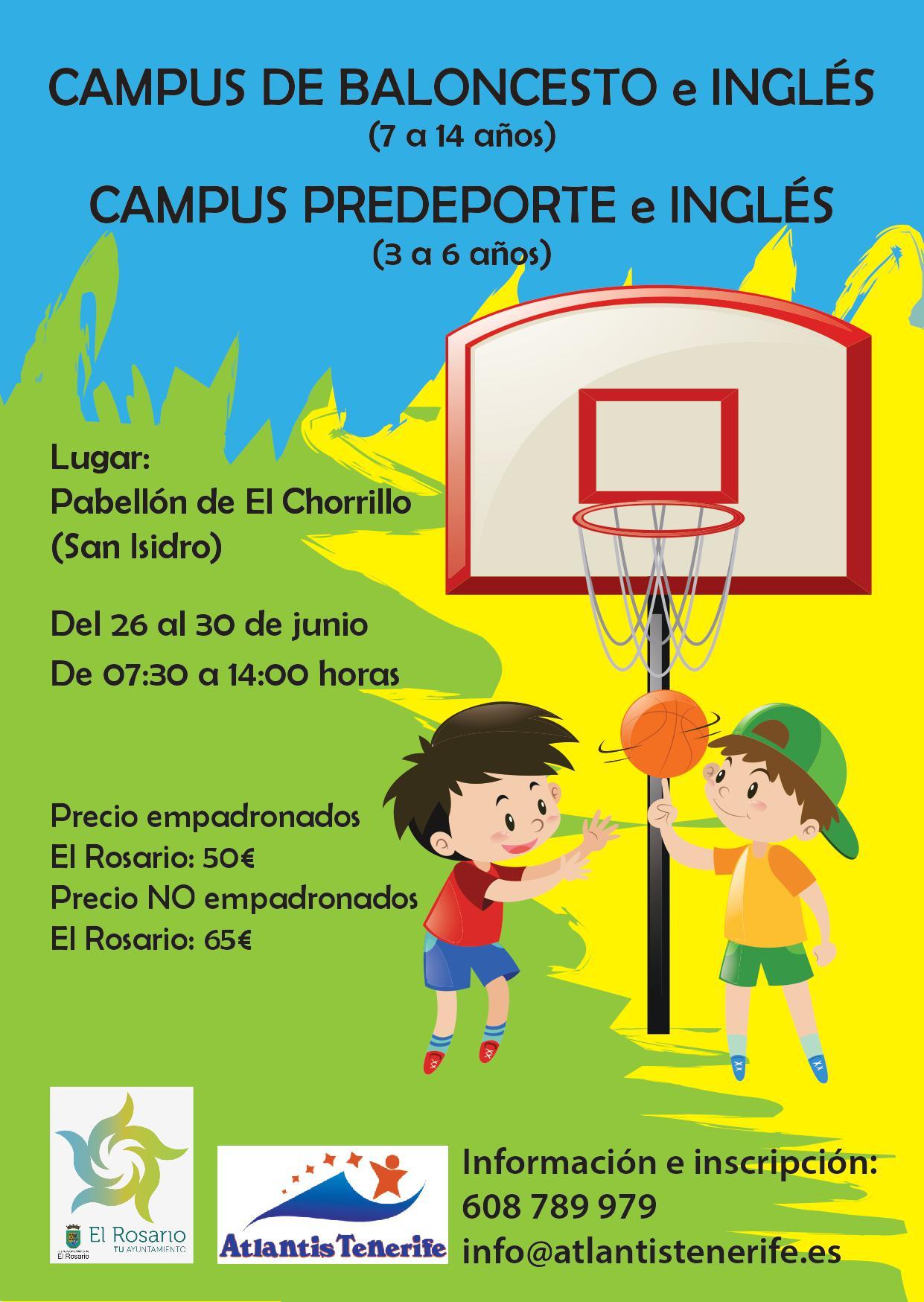 flyer baloncesto El Rosario (2)