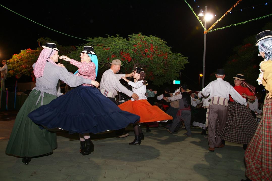 Baile de Magos de Tabaiba (2)