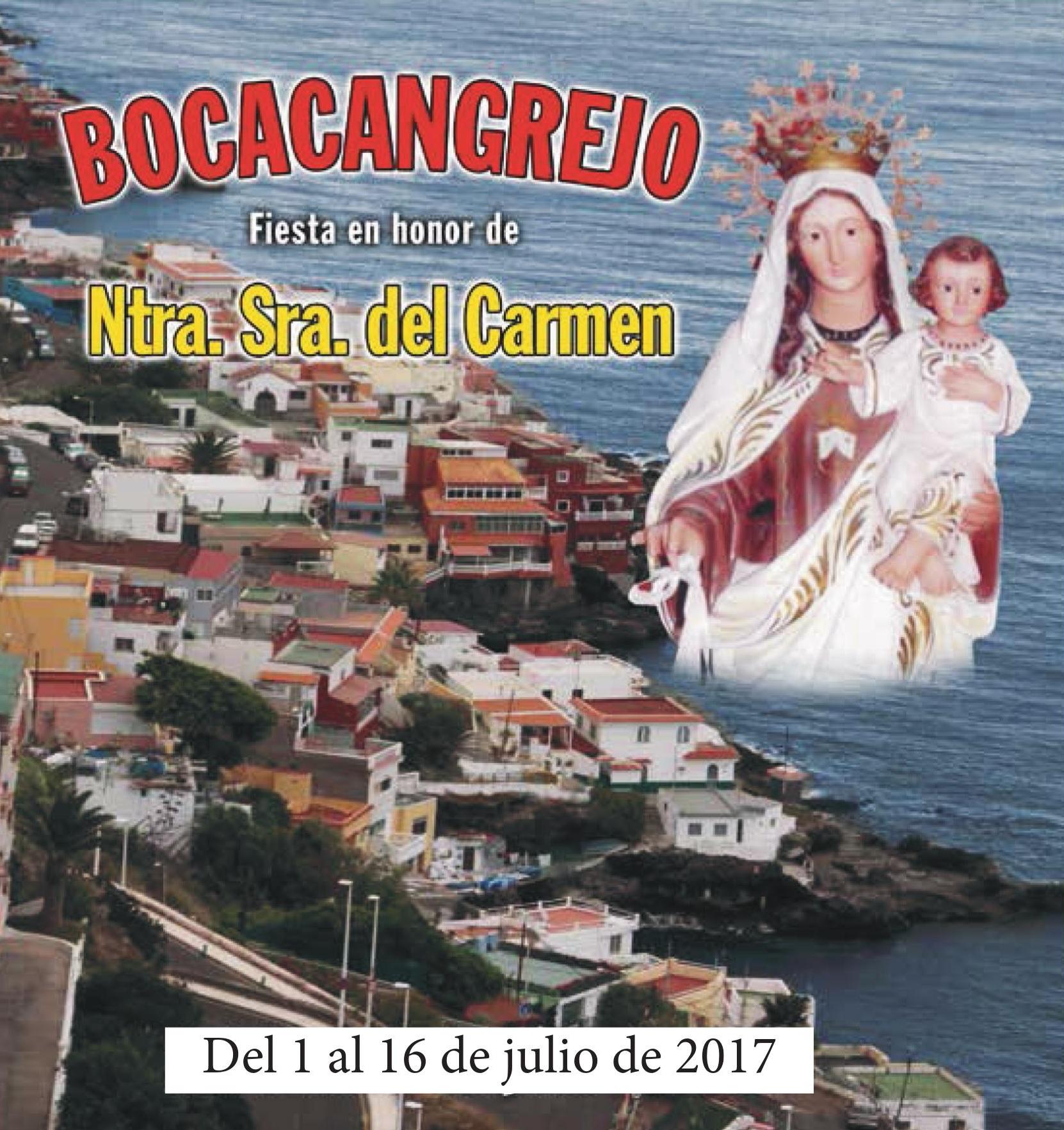 Fiestas del Carmen Bocacangrejo