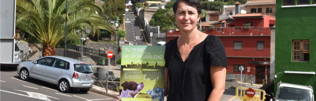 El Rosario pone en marcha una campaña para promover la responsabilidad con las mascotas