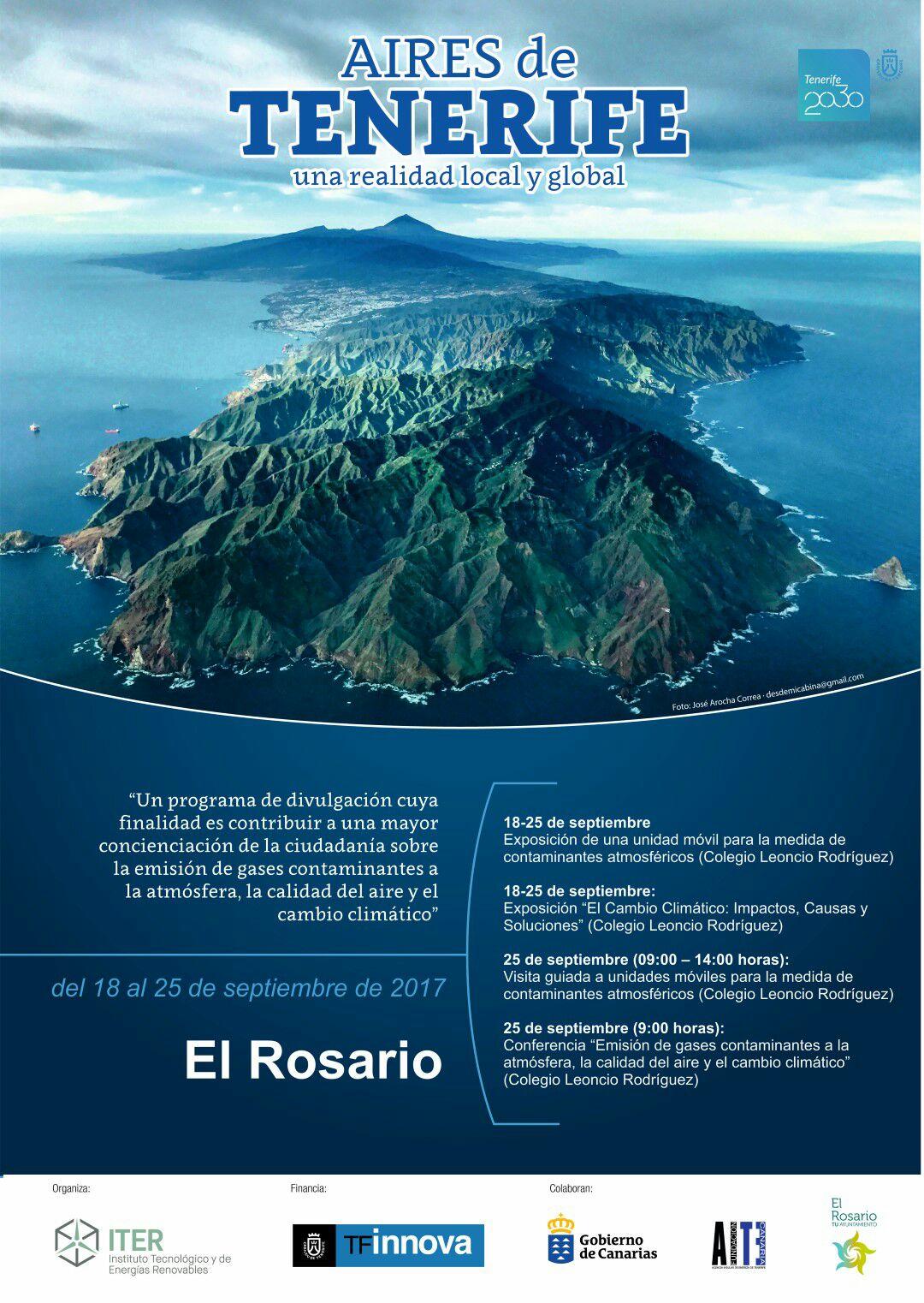 Aires de Tenerife El Rosario