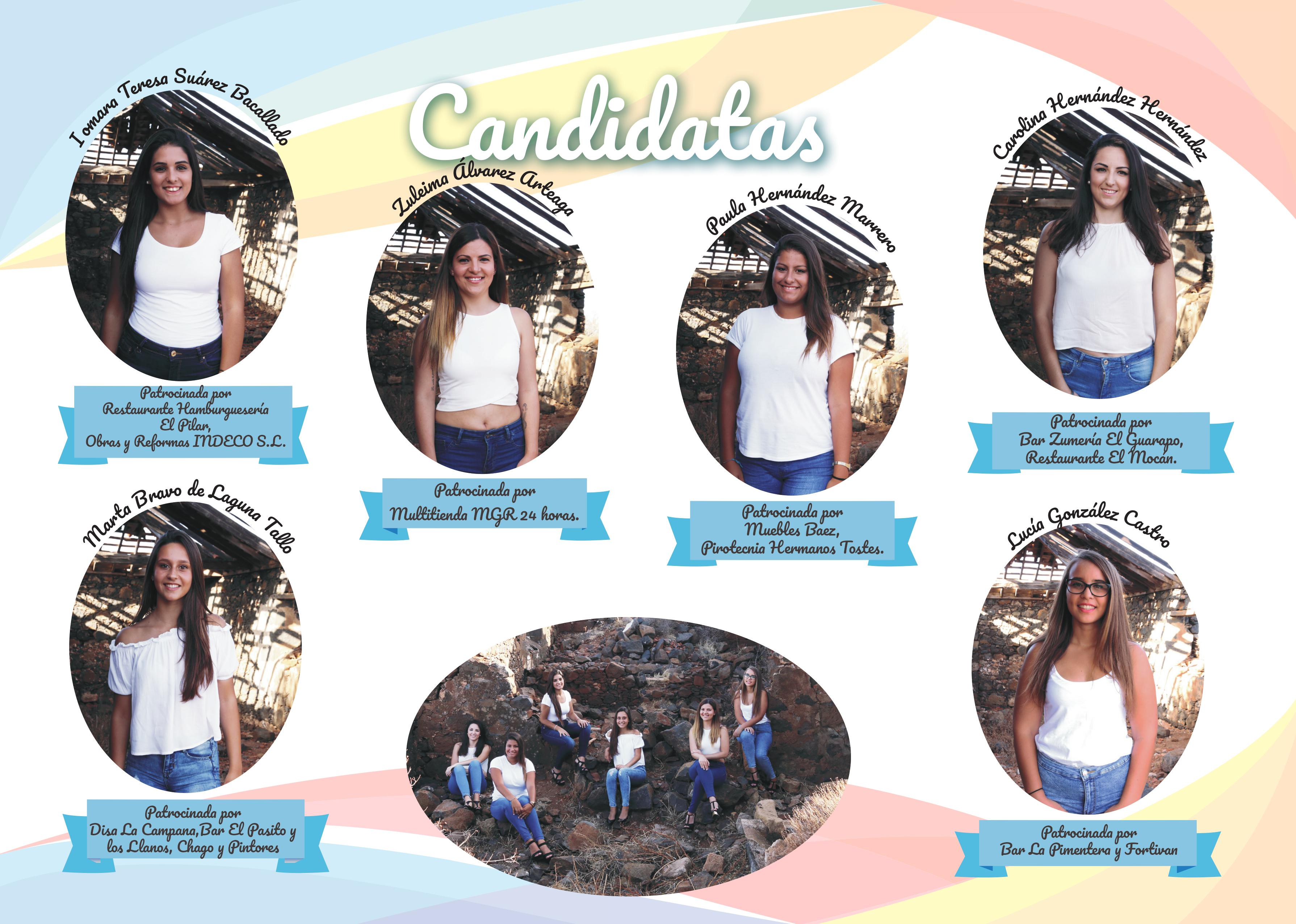 Candidatas Machado 2017 (1)