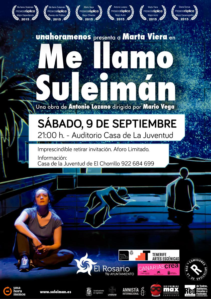 Cartel-Me-llamo-Sulimán-CANARIAS-CREA_web