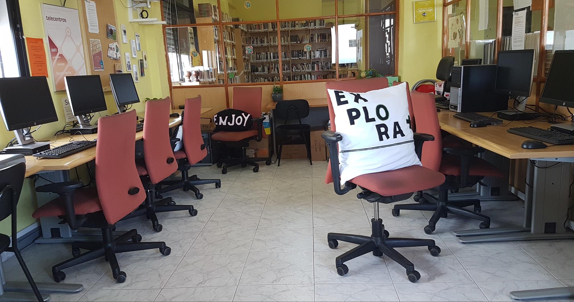 Telecentro biblio Tabaiba (2)