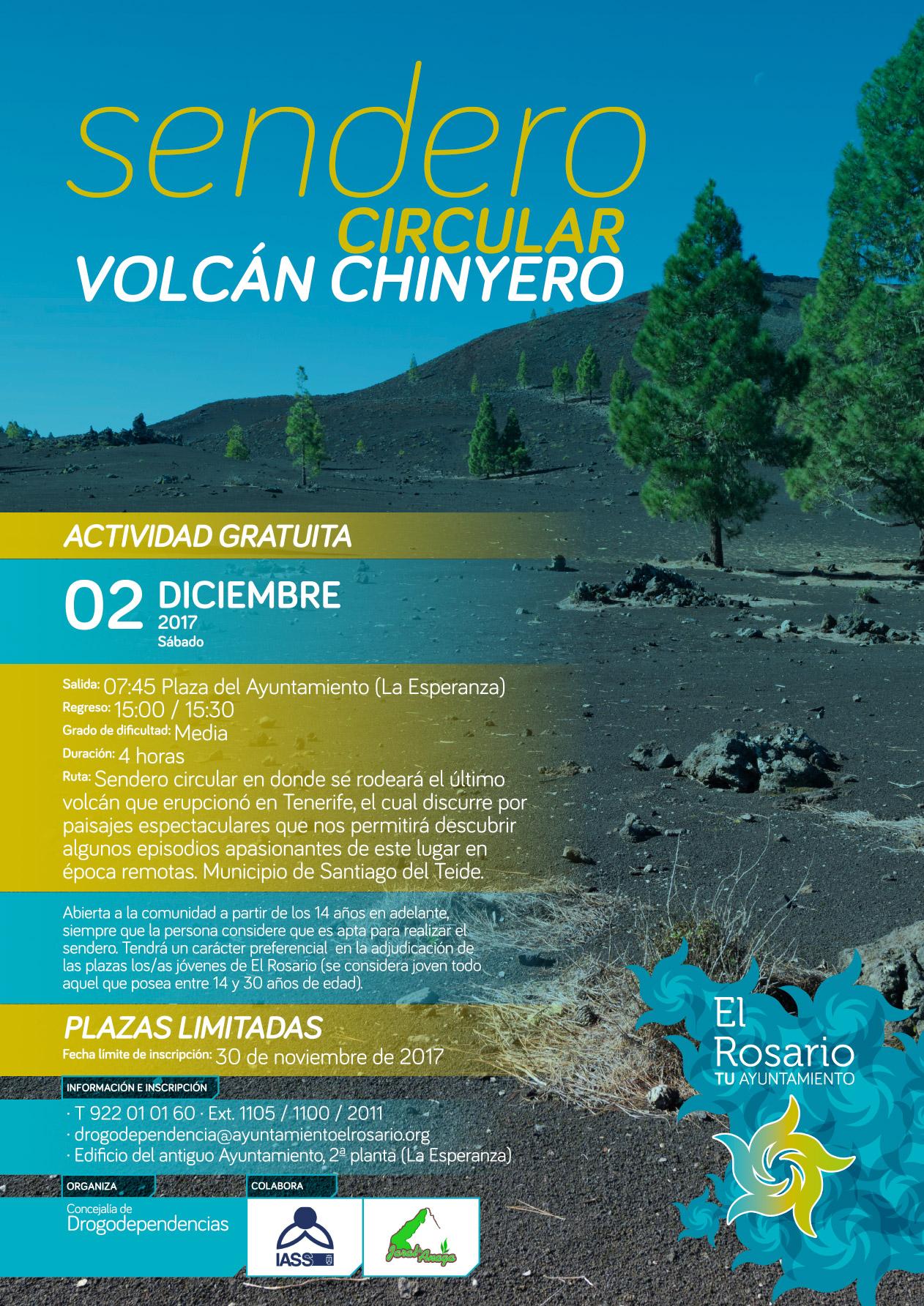 SENDERO VOLCAN CHINYERO-20171202-CARTEL-01af-redes