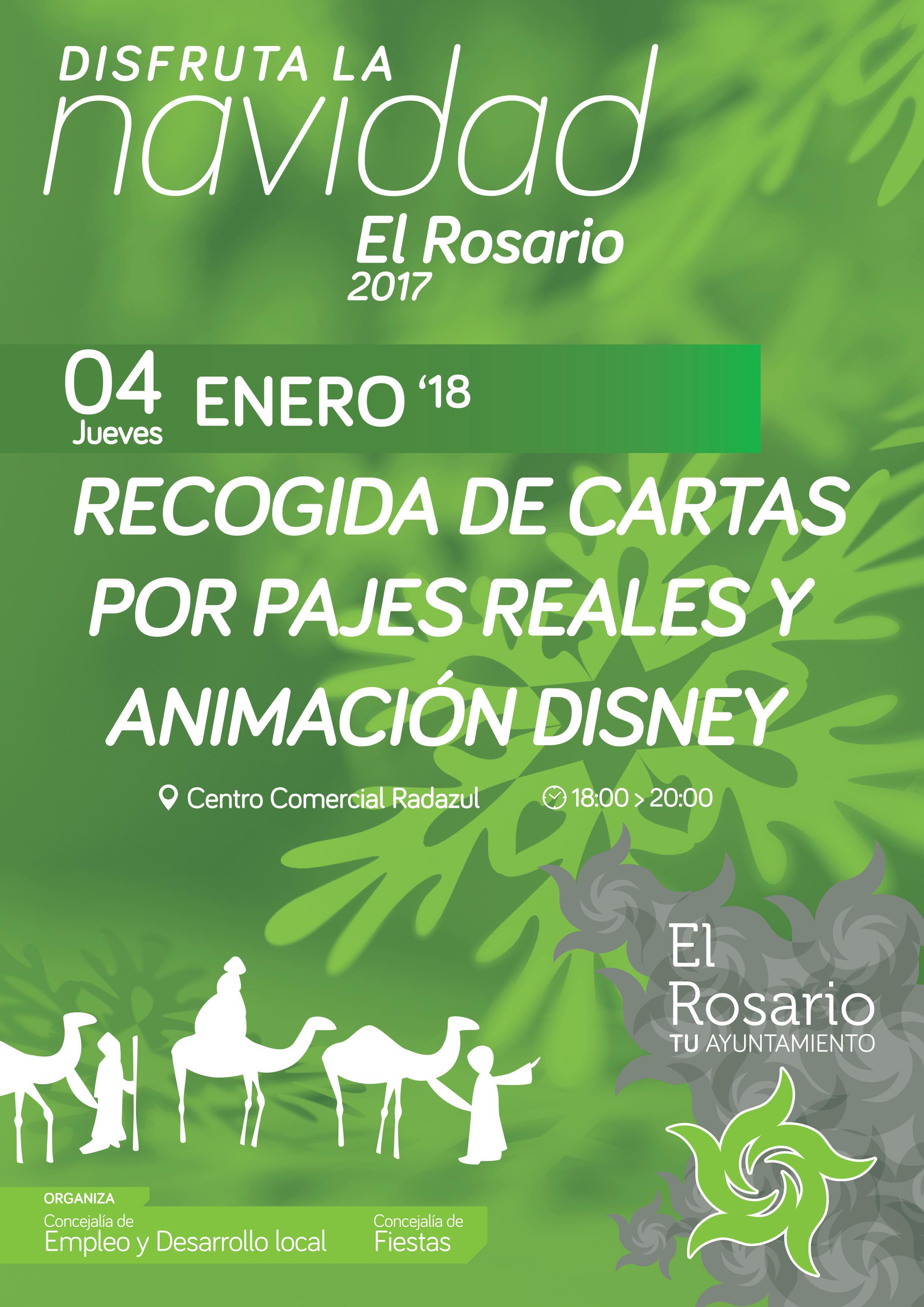 CARTEL RECOGIDA CARTAS