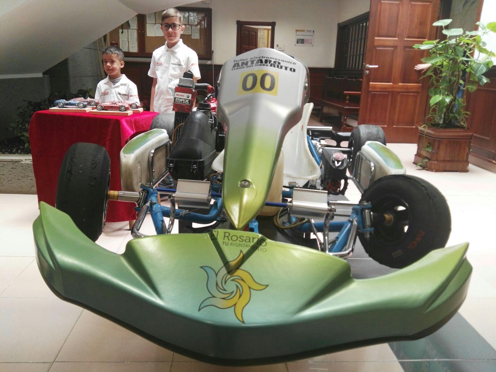 Pilotos kart El Rosario (2)