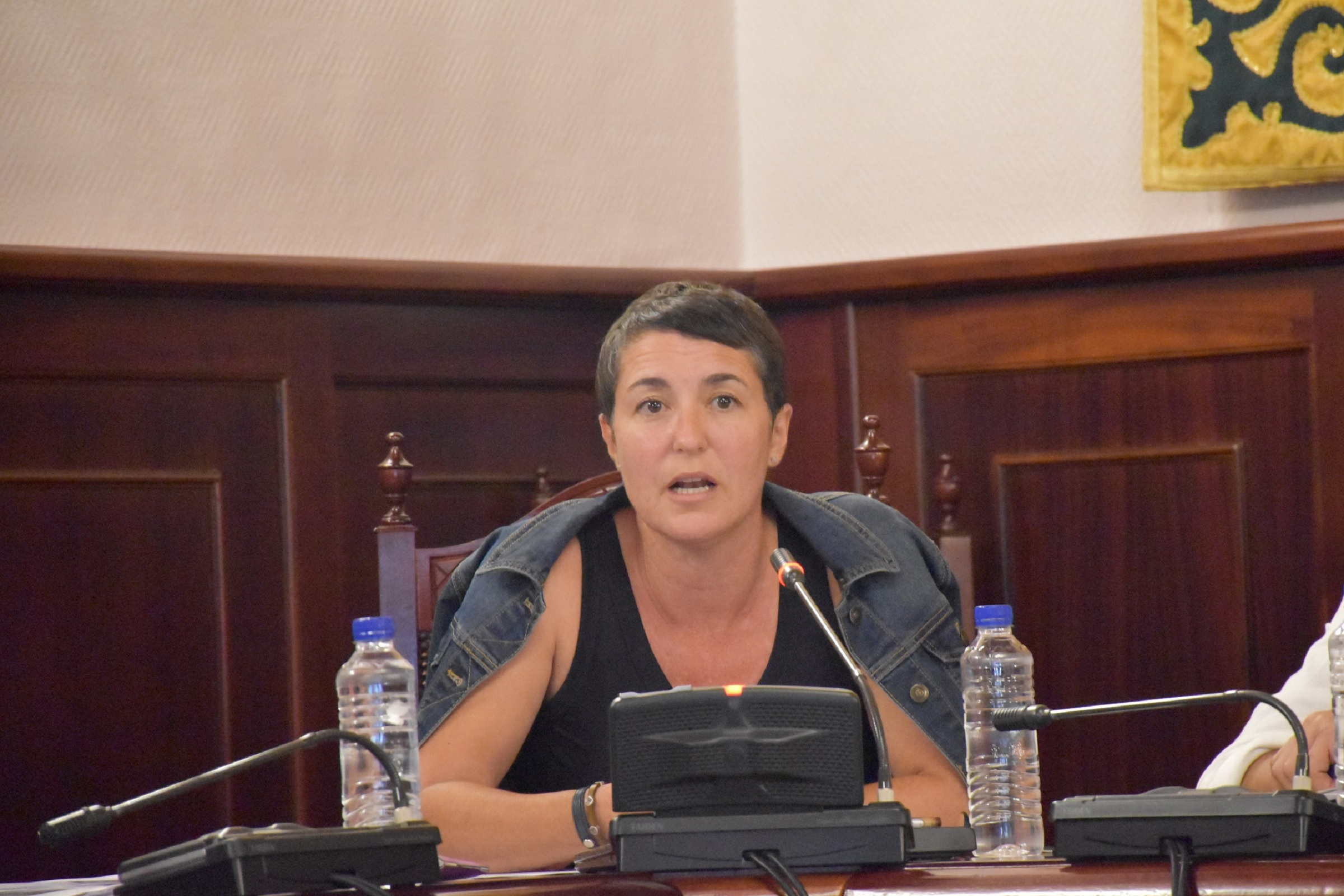 Beatriz Díaz, concejala Agricultura