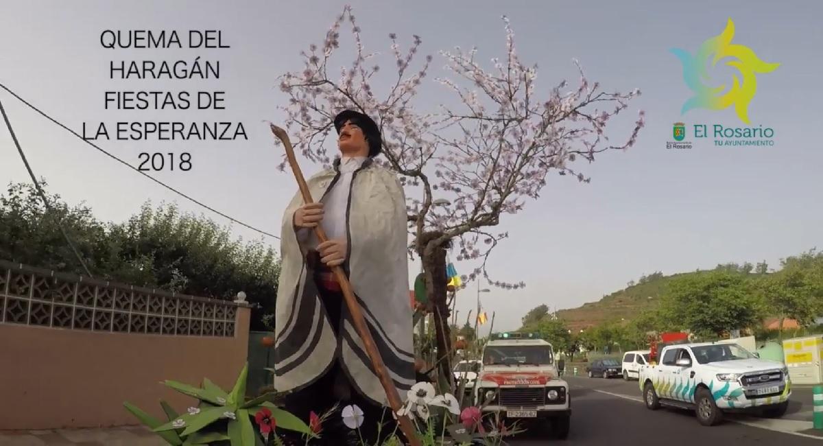 quema-haragan-laesperanza-2018-video