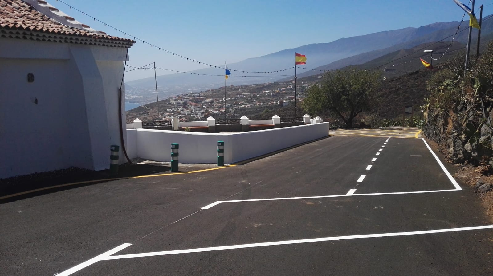 Mejora plaza ermita de Machado (2)