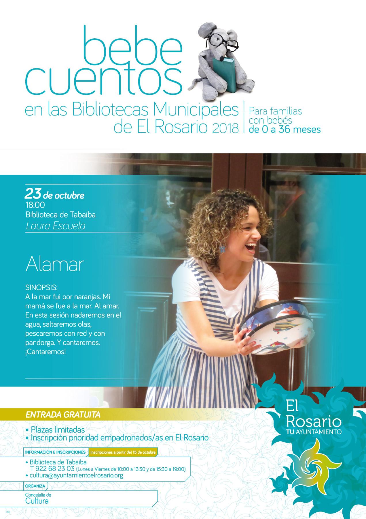 BEBECUENTOS-Laura Escuela