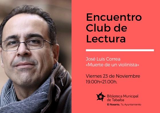 Encuentro Club de Lectura