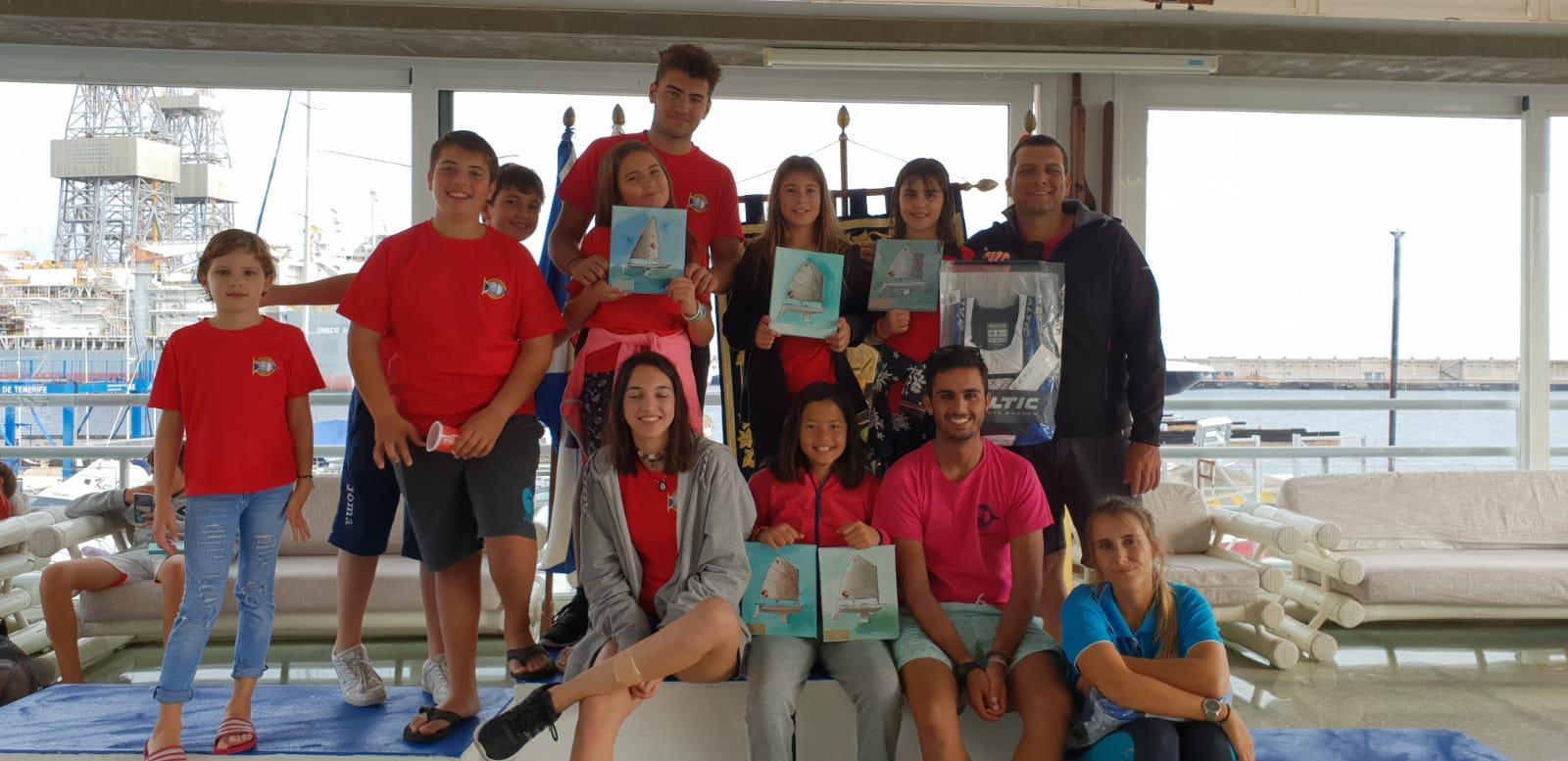 Regatistas Club de Mar Radazul (2)