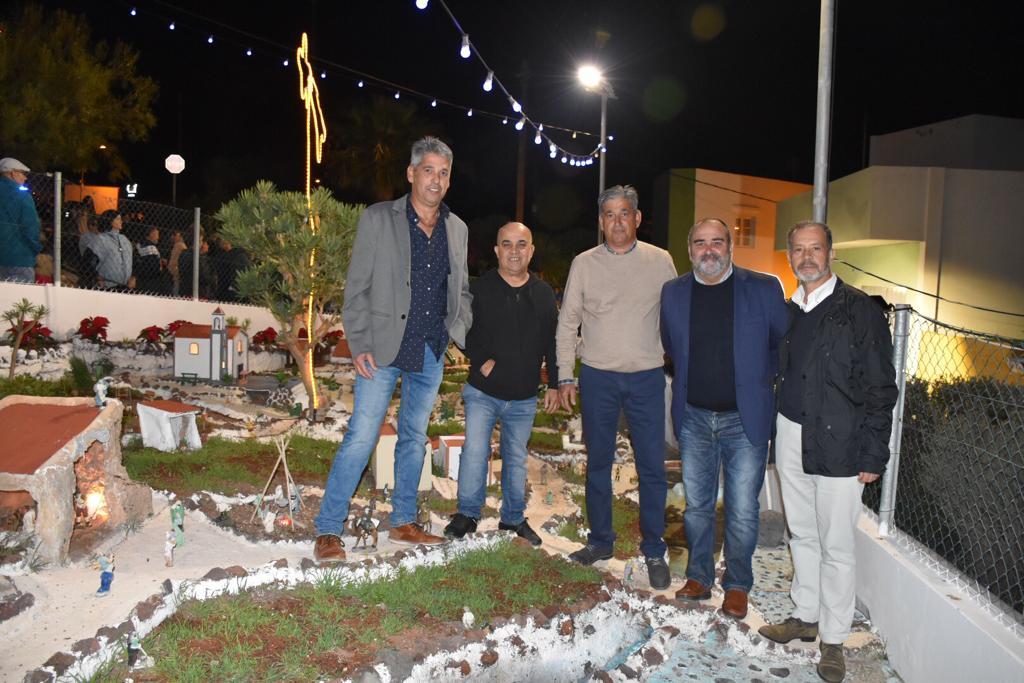 Inauguración Belén El Chorrillo (2)