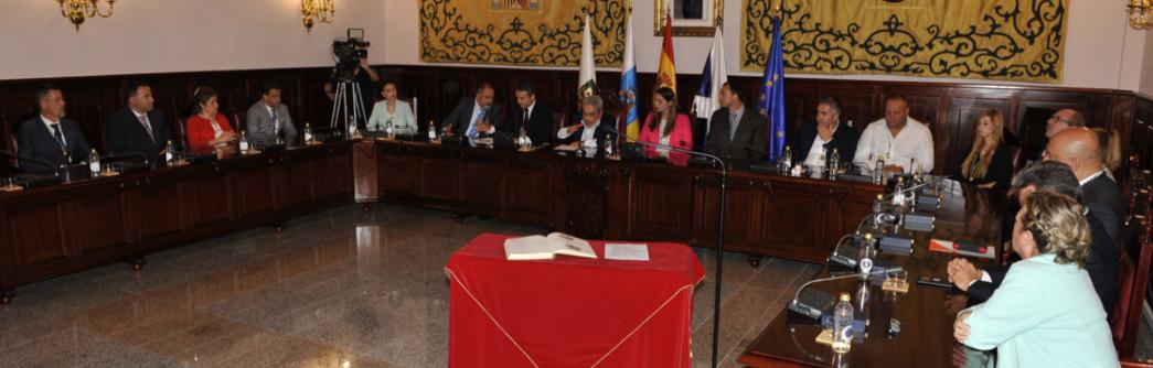 Escolástico Gil reelegido alcalde del Rosario