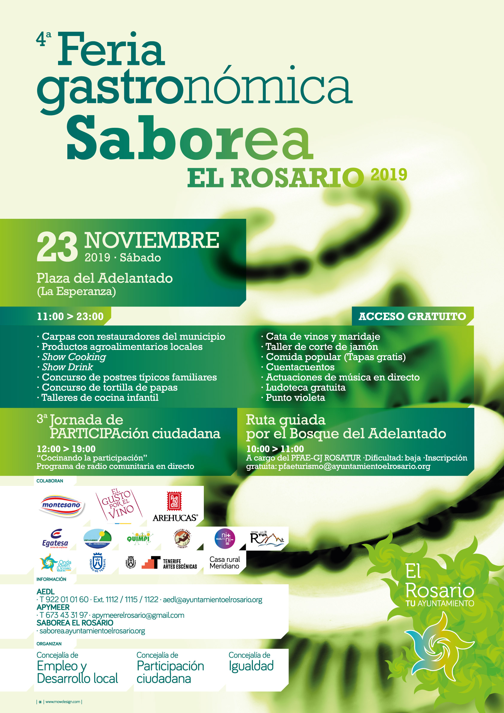 SABOREA_EL_ROSARIO-FERIA_GASTRONOMICA-2019-20191123-CARTEL_A3-20191115-01af-redes