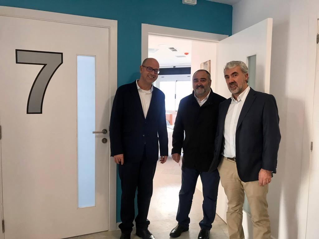 Visita nuevo centro geriátrico de Radazul (3)
