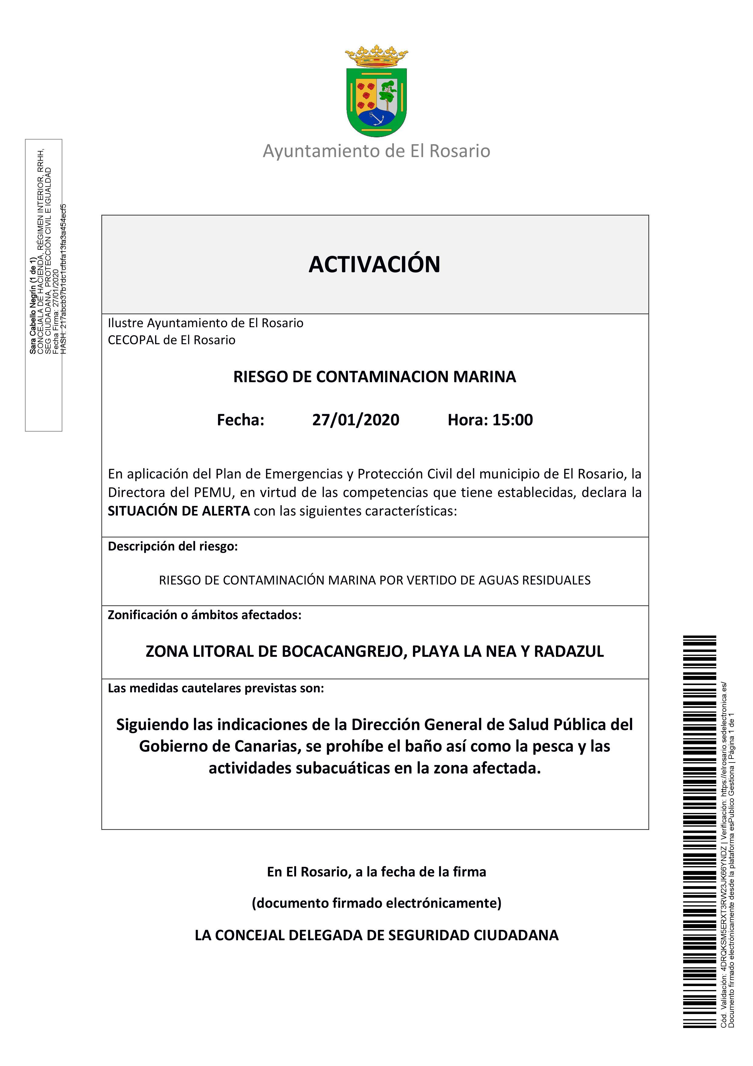 20200127_Informe_Informe_ACTIVACIÓN DEL PLAN DE EMERGENCIAS MUNICIPAL