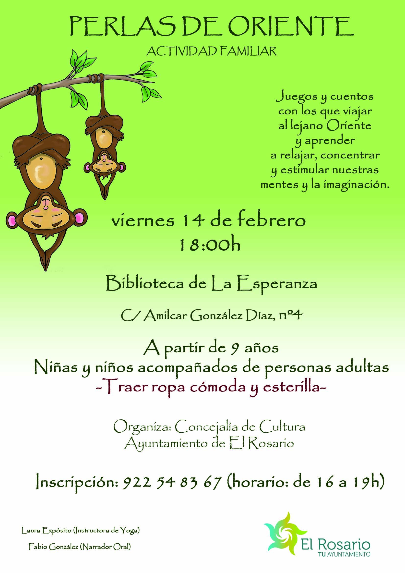 Perlas de Oriente - El Rosario v14 feb