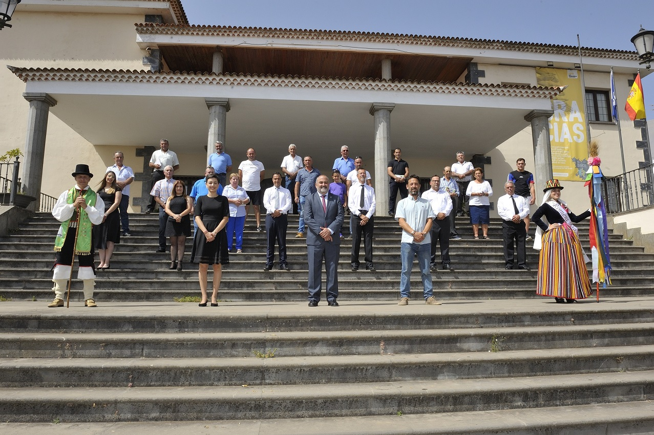 Homenaje y misa Fiestas la Esperanza 2020 (2)