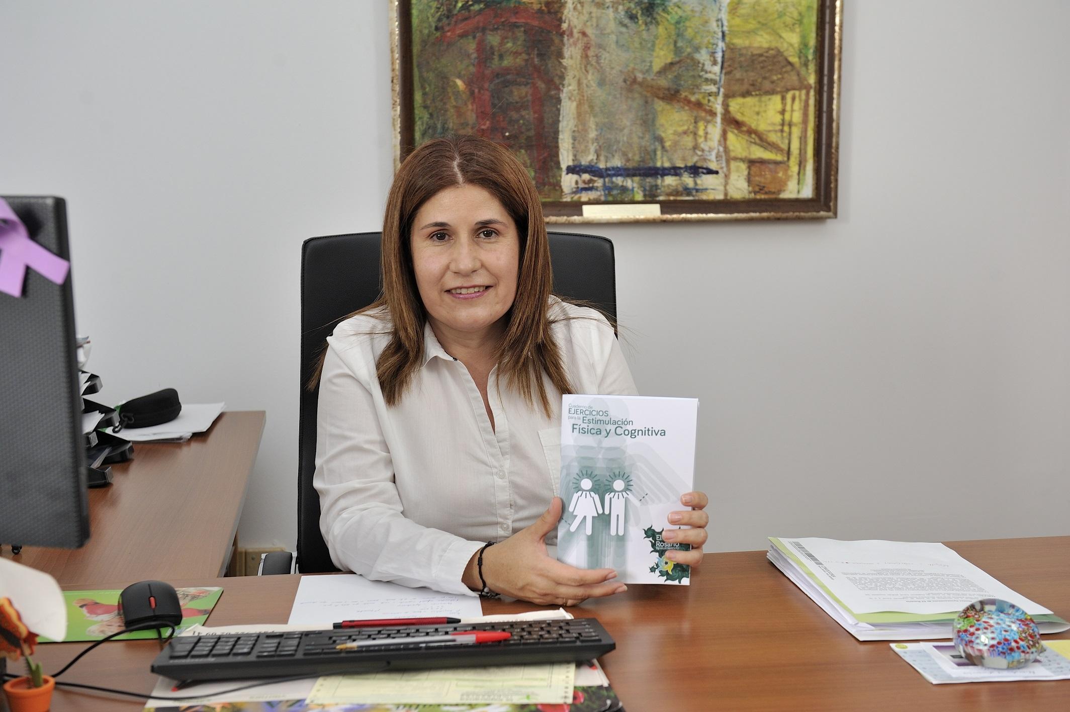 Fátima Gutiérrez, concejala de Acción Social
