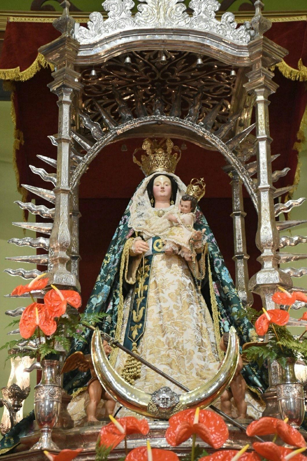 Misa por el Día de la Virgen de La Esperanza (2)