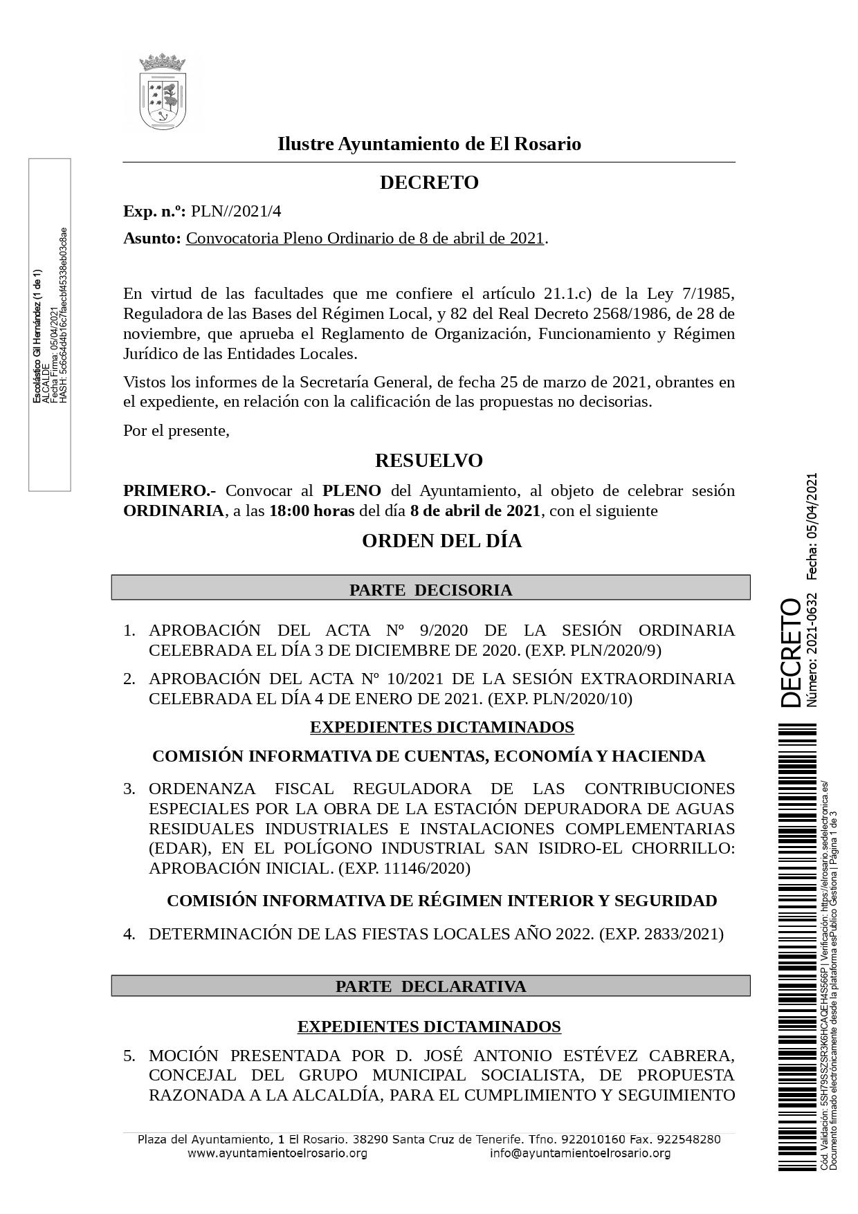 20210405_DECRETO 2021-0632 [Decreto de convocatoria de Pleno Ordinario de 8 de abril de 2021.]_page-0001
