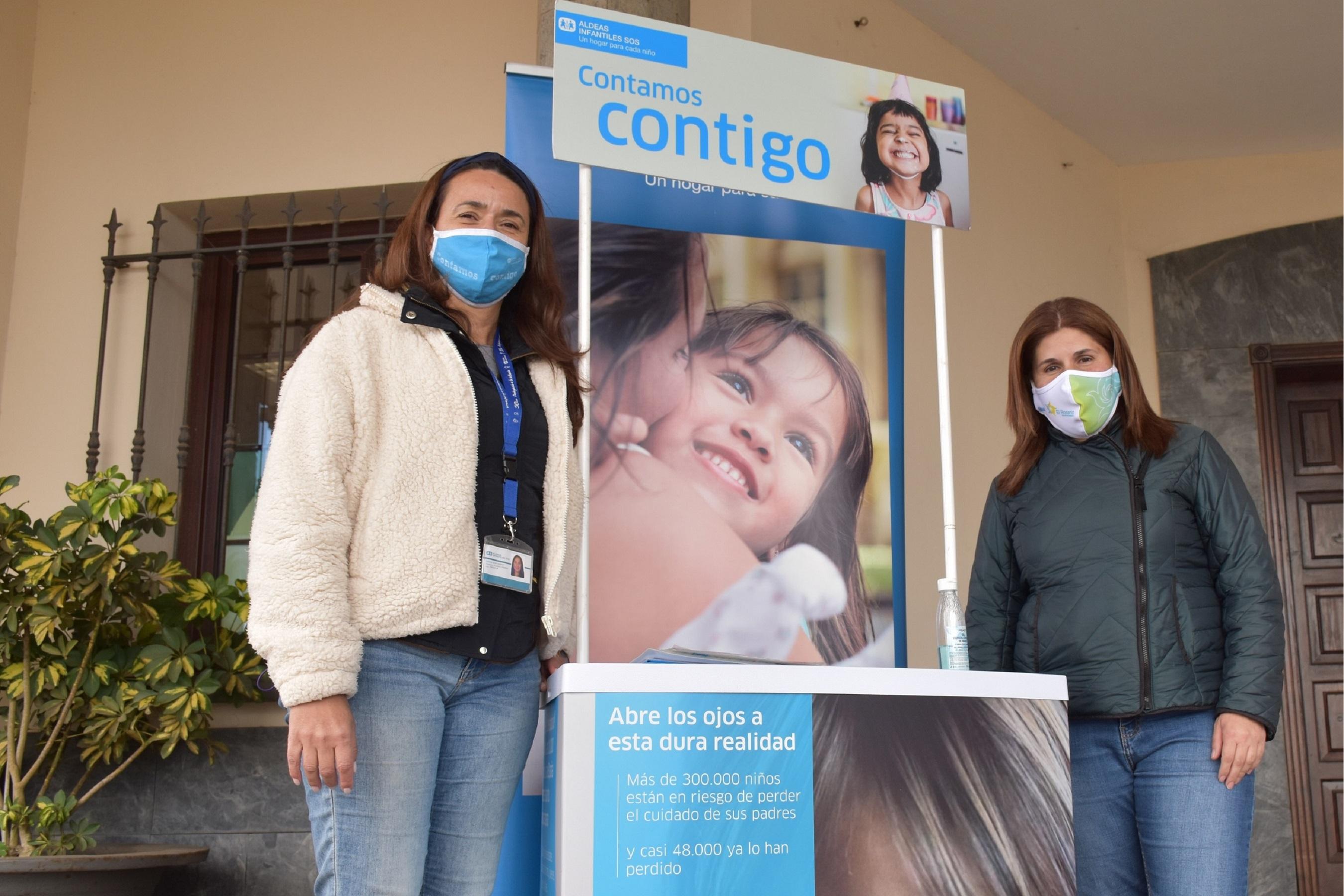 Campaña Aldeas Infantiles en El Rosario - copia