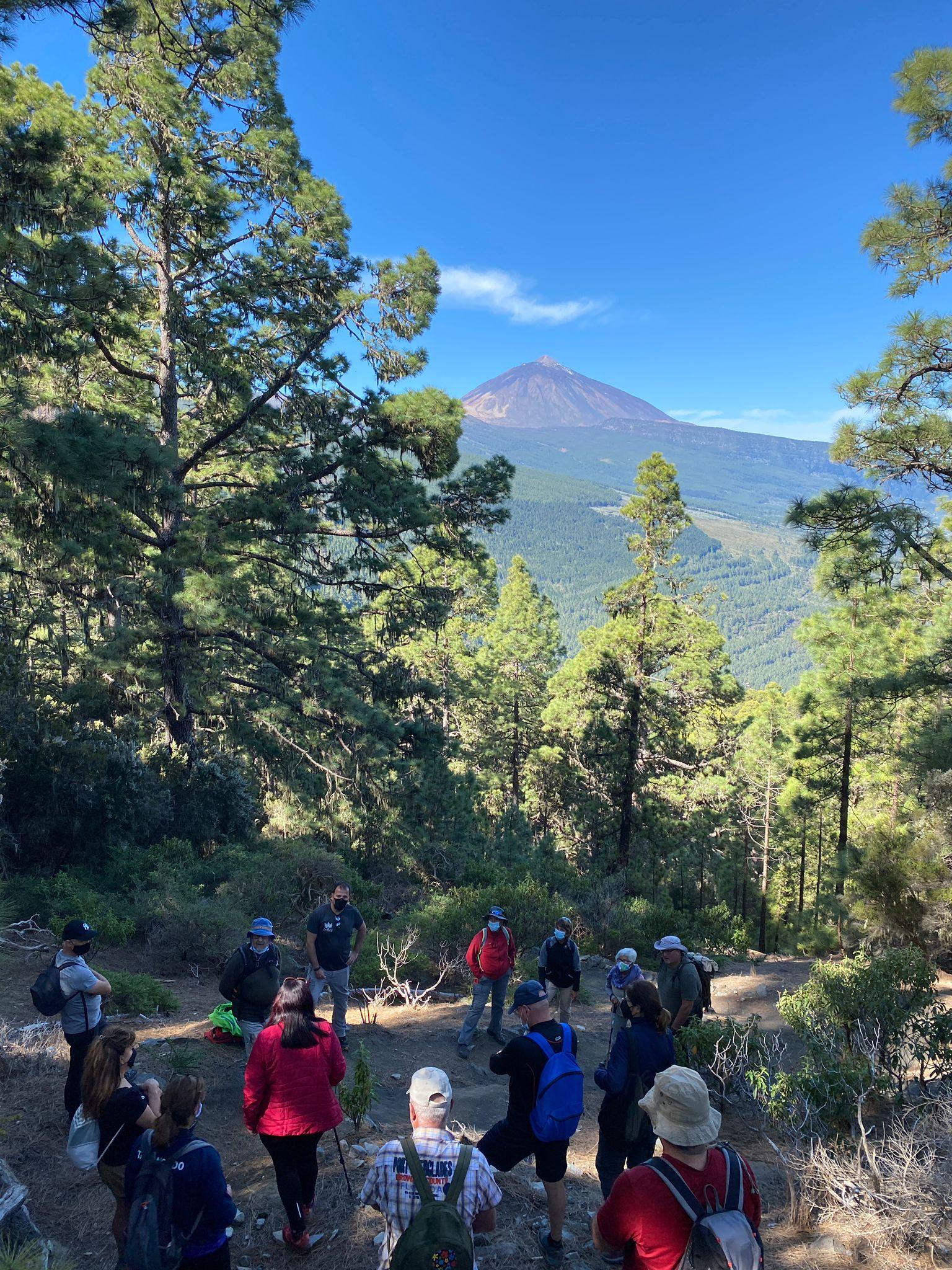 Ruta senderismo El Rosario Abril (1)