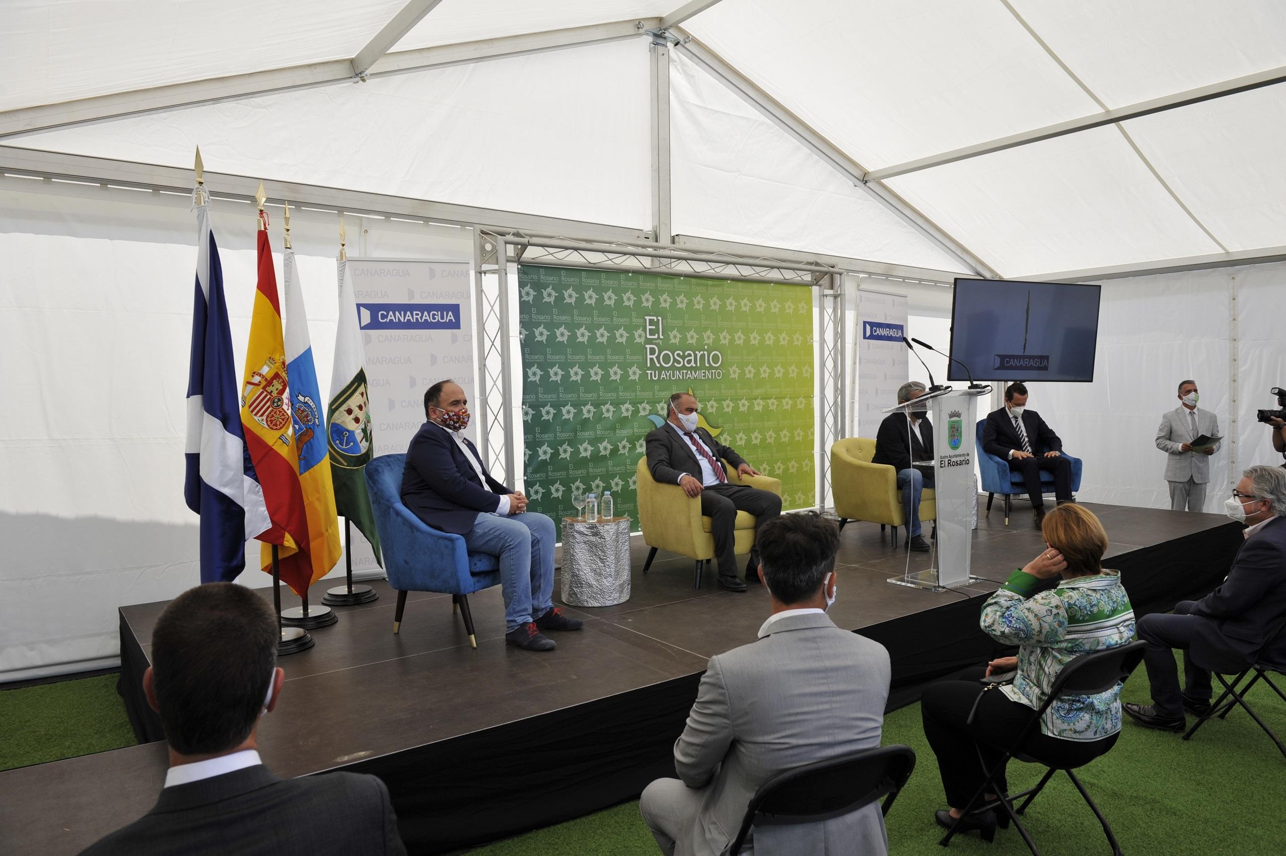 Inauguración Depuradora La Campana (2)