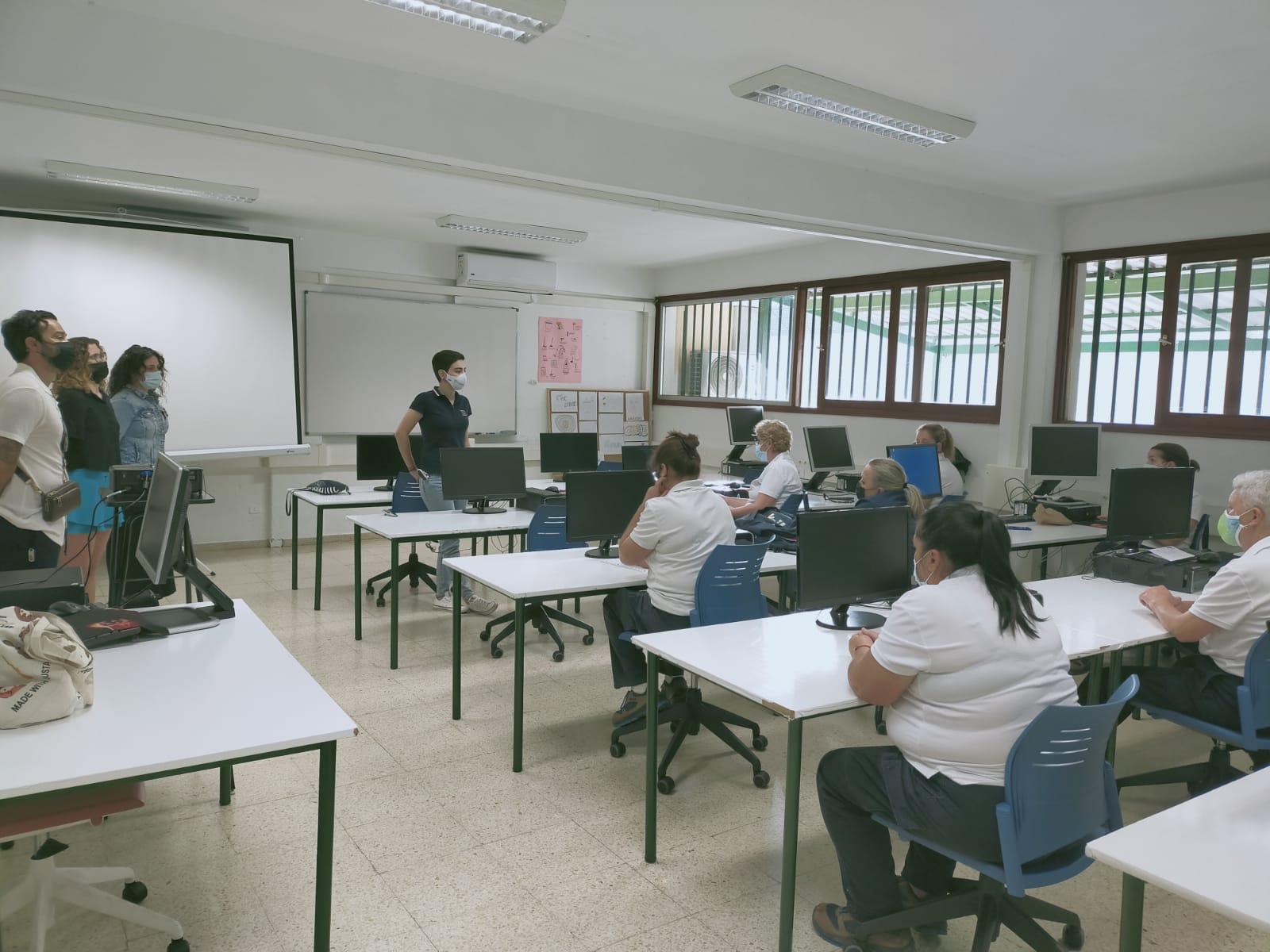Presentación taller de Igualdad