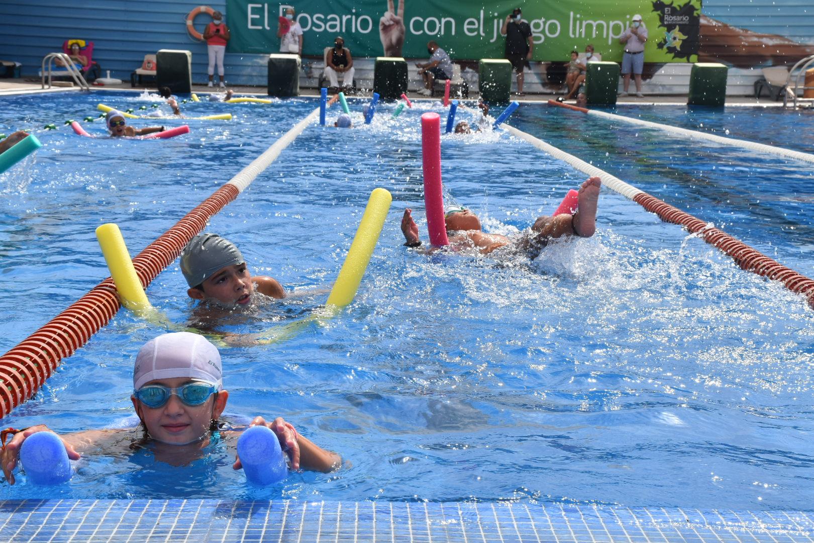 Clausura Campus Natación El Rosario (2)